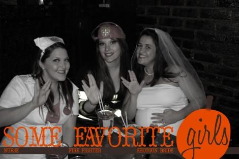 my halloween girls